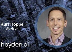 Hayden AI Welcomes Kurt Hoppe, Former GM Executive, to Advisory Board