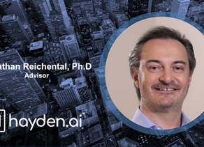 Hayden AI Welcomes Jonathan Reichental, Ph.D., to Advisory Board