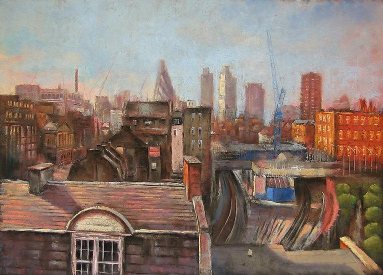 Rooftops Over Whitechapel