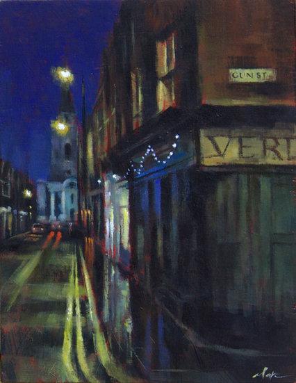Brushfield Street, Spitalfields.