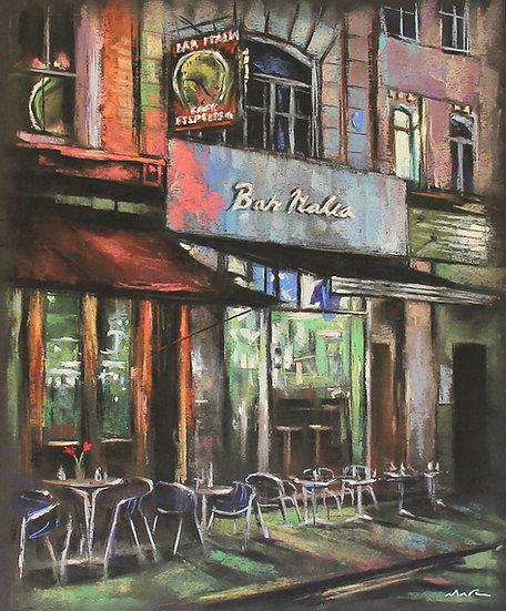 Bar Italia, Soho