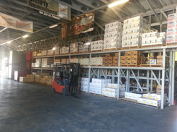Inventory Oil Warehouse