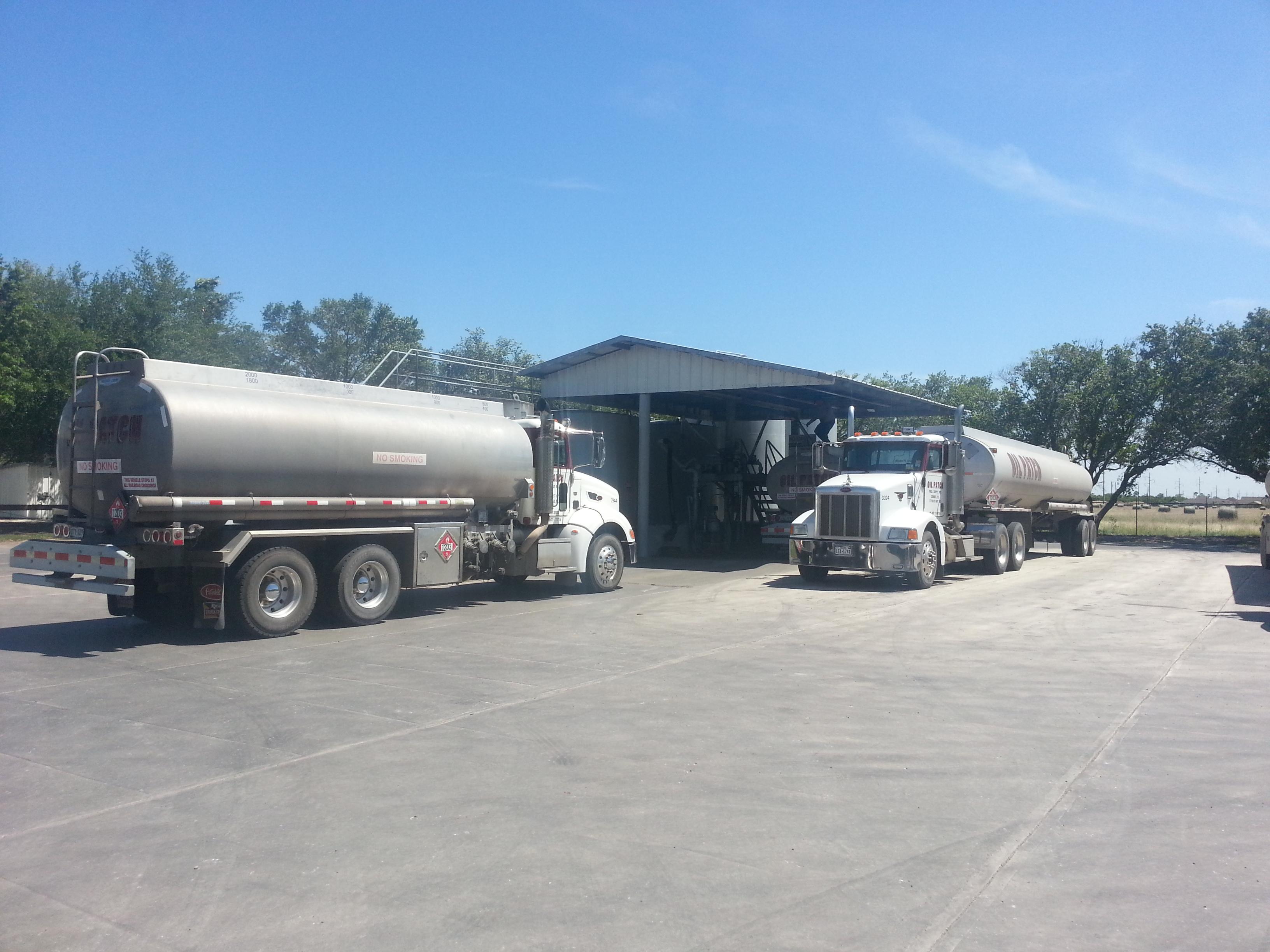 Fuel Loading Rack