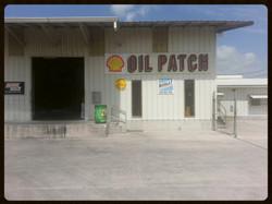Oil Patch Loading Dock