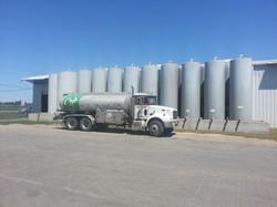 Oil Bulk Tanks