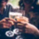 Anstoßen mit Hochzeitsplaner Rieke Richter Weddings