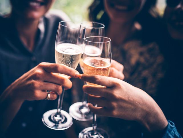 Champagne vs. Prosecco vs. sparkling wine?