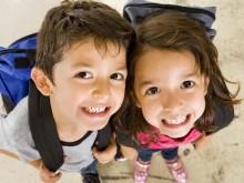 ¿Cómo mejorar la felicidad de los niños?...