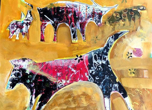 Ancient Horse Ceremony