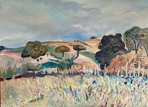 Pastel Fields