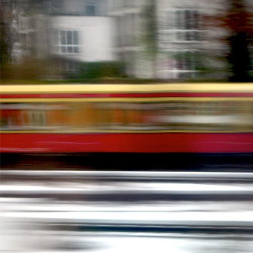 Whizzing Train, Berlin