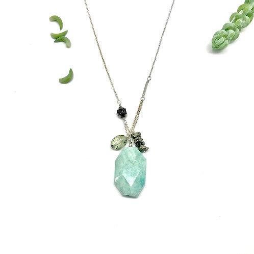 PIPER Amazonite Necklace