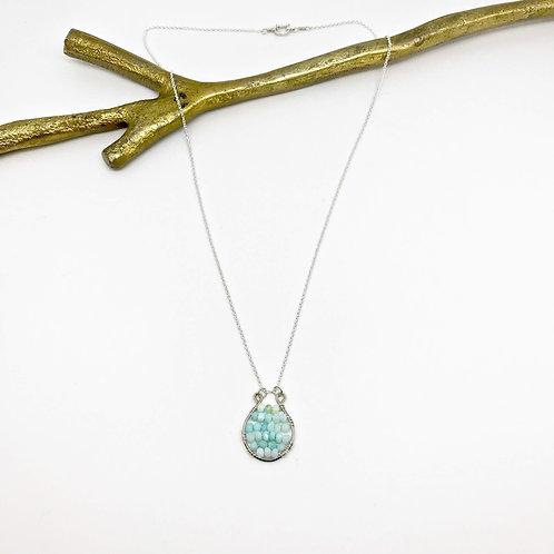 JOSEPHINE Peruvian Opal Necklace