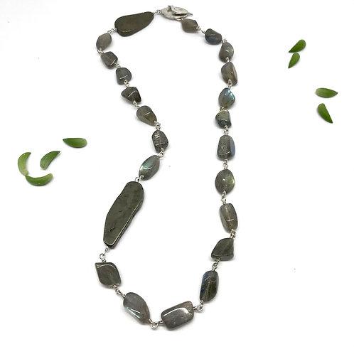 AVIARY Labradorite Necklace
