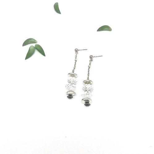 HELENE Quartz Drop Earrings