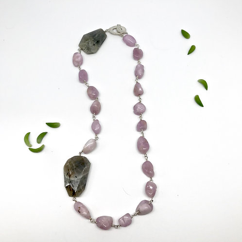 AVIARY Kunzite Necklace
