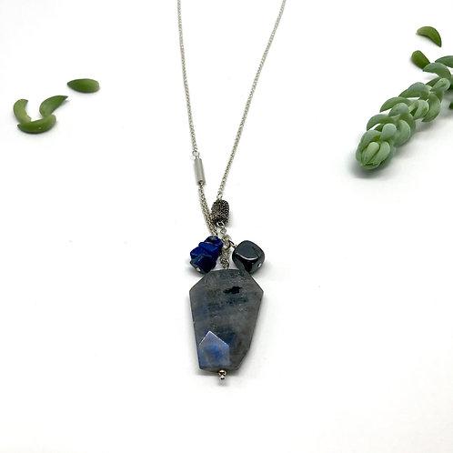 PIPER Labradorite Necklace