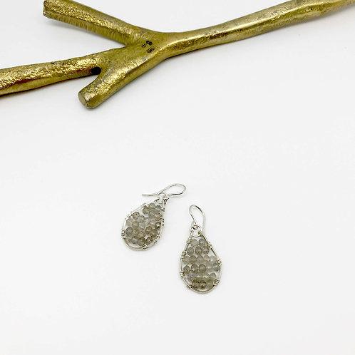JOSEPHINE Labradorite Earrings
