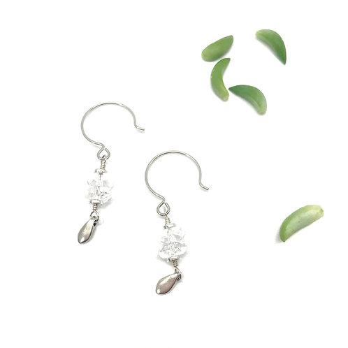 EMMA Quartz Earrings