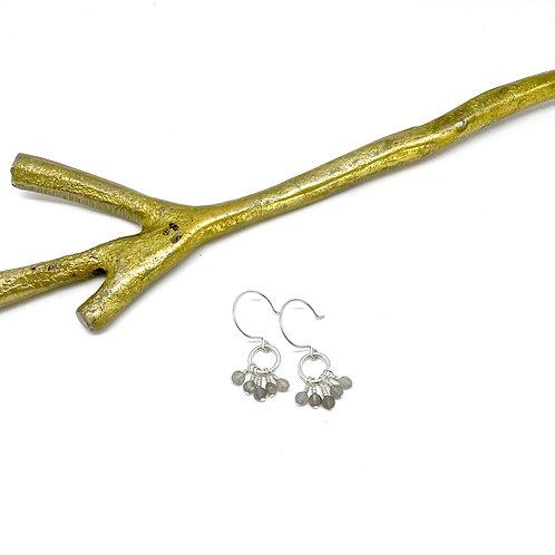 VIVIAN Labradorite Hook Earrings