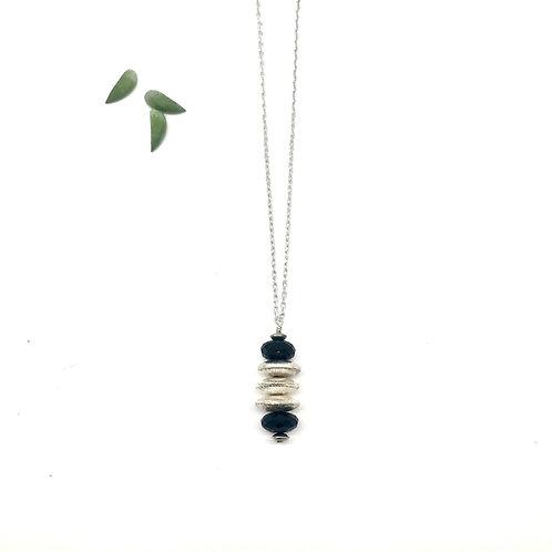 HELENE Spinel Drop Necklace