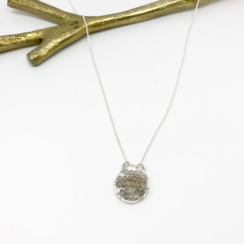 JOSEPHINE Labradorite Necklace