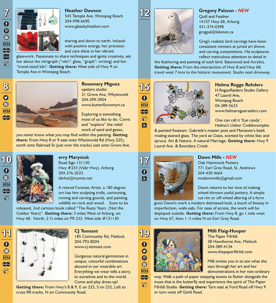 WAVE Brochure 2021 Artists 2 0f 4