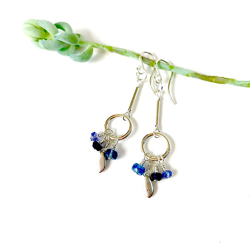 CAMILLE Tanzanite Earrings