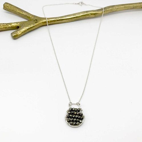 JOSEPHINE Pyrite Necklace