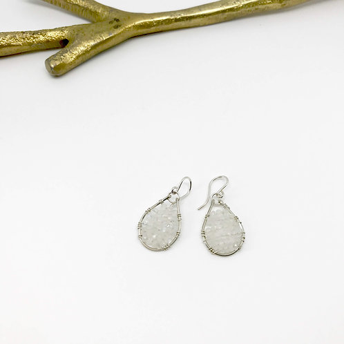 JOSEPHINE Moonstone Earrings