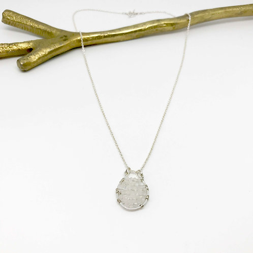 JOSEPHINE Moonstone Necklace