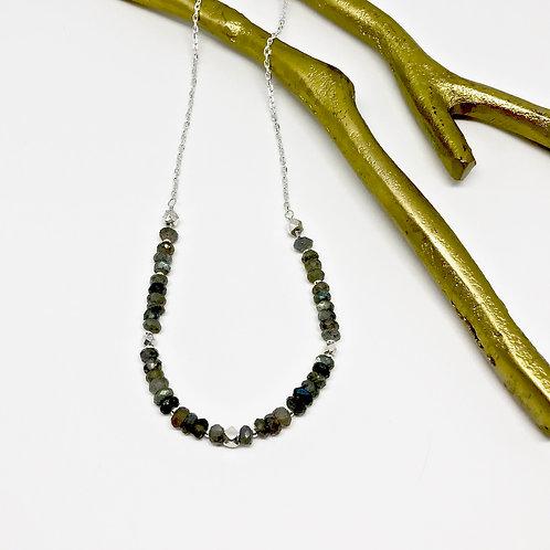 SIMONE Labradorite XLong Necklace