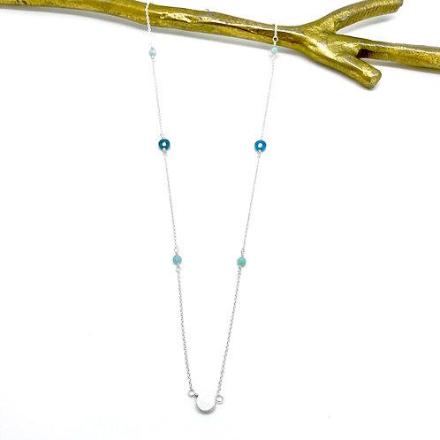 VIVIAN Apatite Necklace