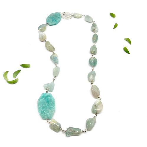 AVIARY Amazonite Necklace