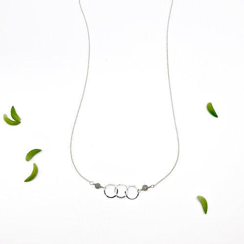 INES  Labradorite Necklace