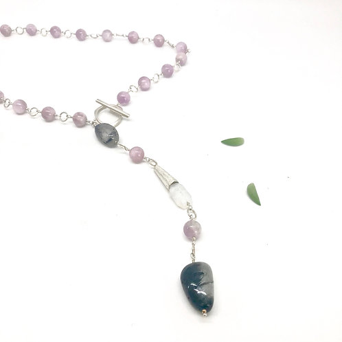 IVY Kunzite Necklace