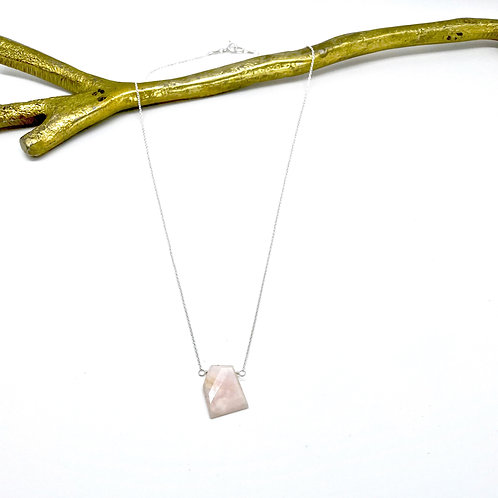 MAX Pink Opal Mid Necklace