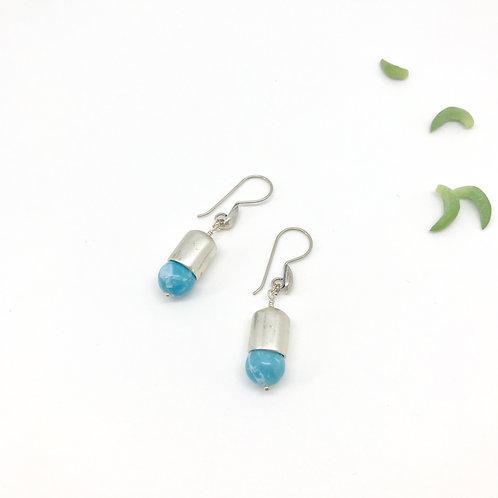 IVY Larimar Earrings