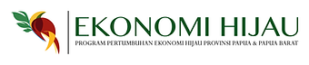 Logo Program Ekonomi Hijau Papua_INDONES