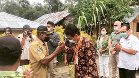 Kunjungan Kementerian Desa ke Kabupaten Sorong dan Fakfak