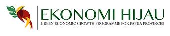 Logo Program Ekonomi Hijau Papua_INGGRIS