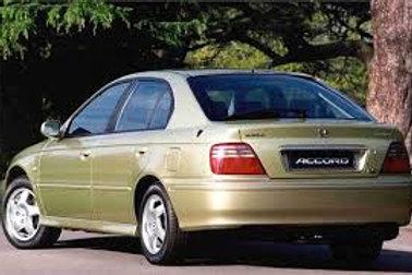 Honda Accord 99-01ym Workshop Manual on CD