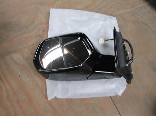 N/S LEFT DOOR MIRROR ASSY CRV 07-08