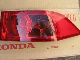 Honda Accord 4D 2006-2008 O/S/R Lamp