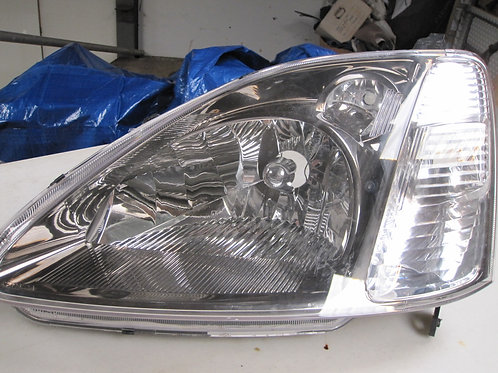 NEAR SIDE HEAD LAMP CIVIC