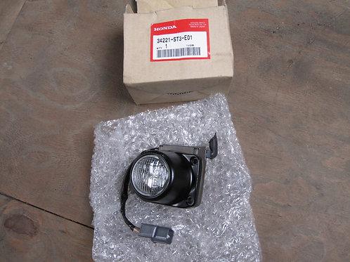 O/S/F FRONT FOG LAMP CIVIC 5D 95-96