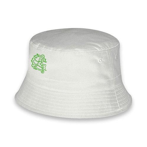 Bianco con logo verde