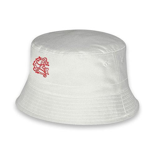 Bianco con logo rosso