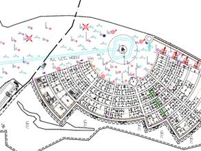 מפת העיר ורחובותיה - מידברן 2021 מפה