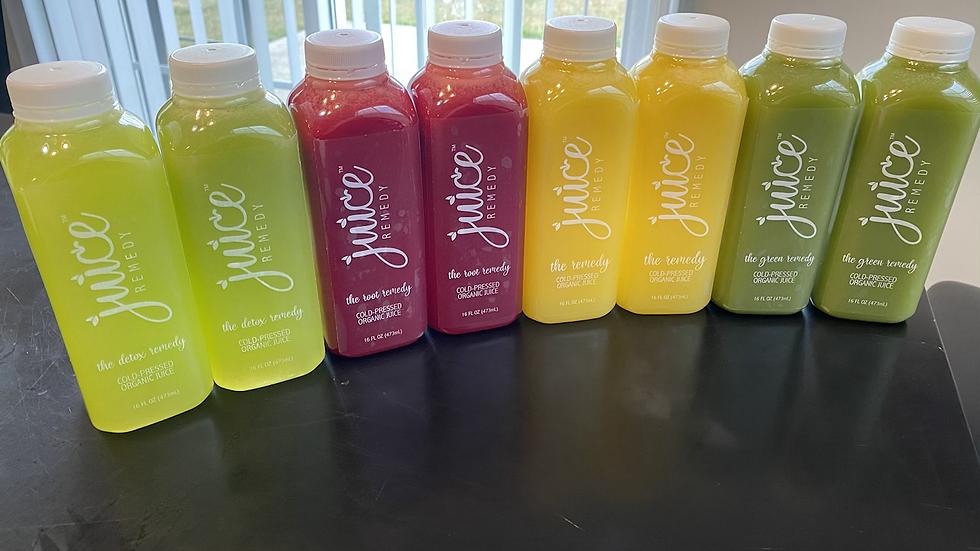 3 Day Juice Bundle (20- 16 oz. bottles) *customizable